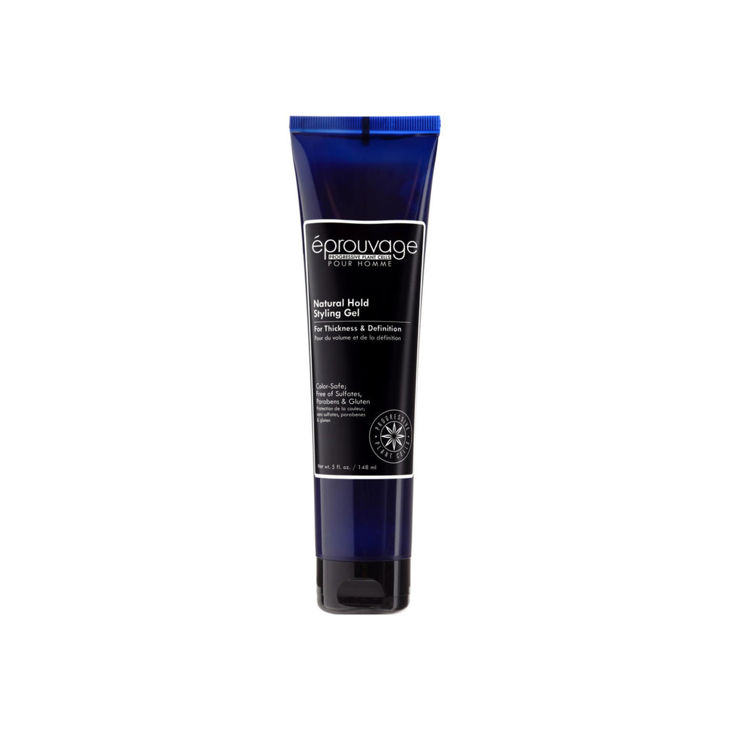 eprouvage Men's Natural Hold Styling Gel 5 oz