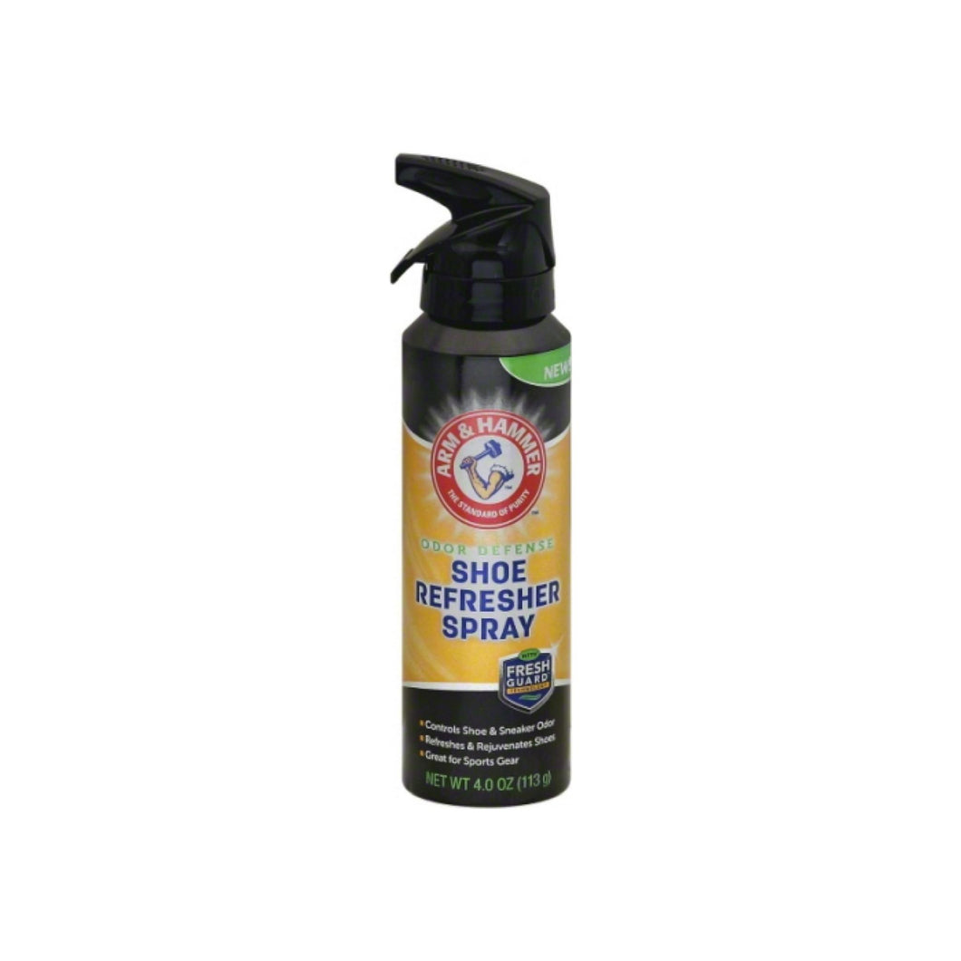 ARM & HAMMER Shoe Refresher Spray, Odor Defense 4 oz