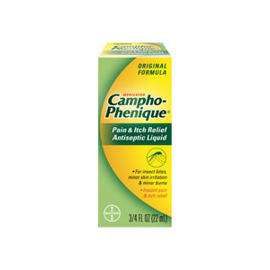 Campho-Phenique Pain & Itch Relief Antiseptic Liquid 0.75 oz