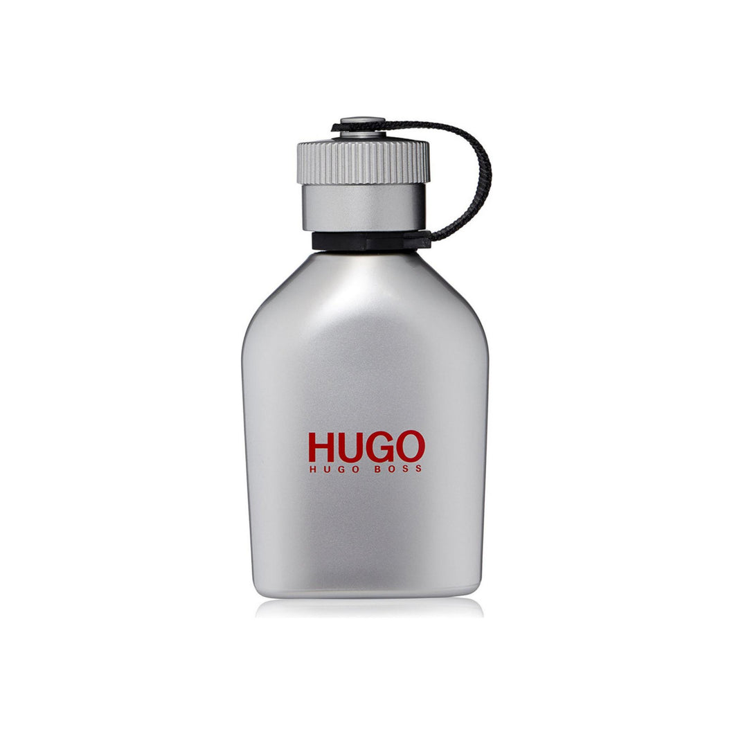 Hugo Iced By Hugo Boss Eau de Toilette Spray For Men 2.5 oz