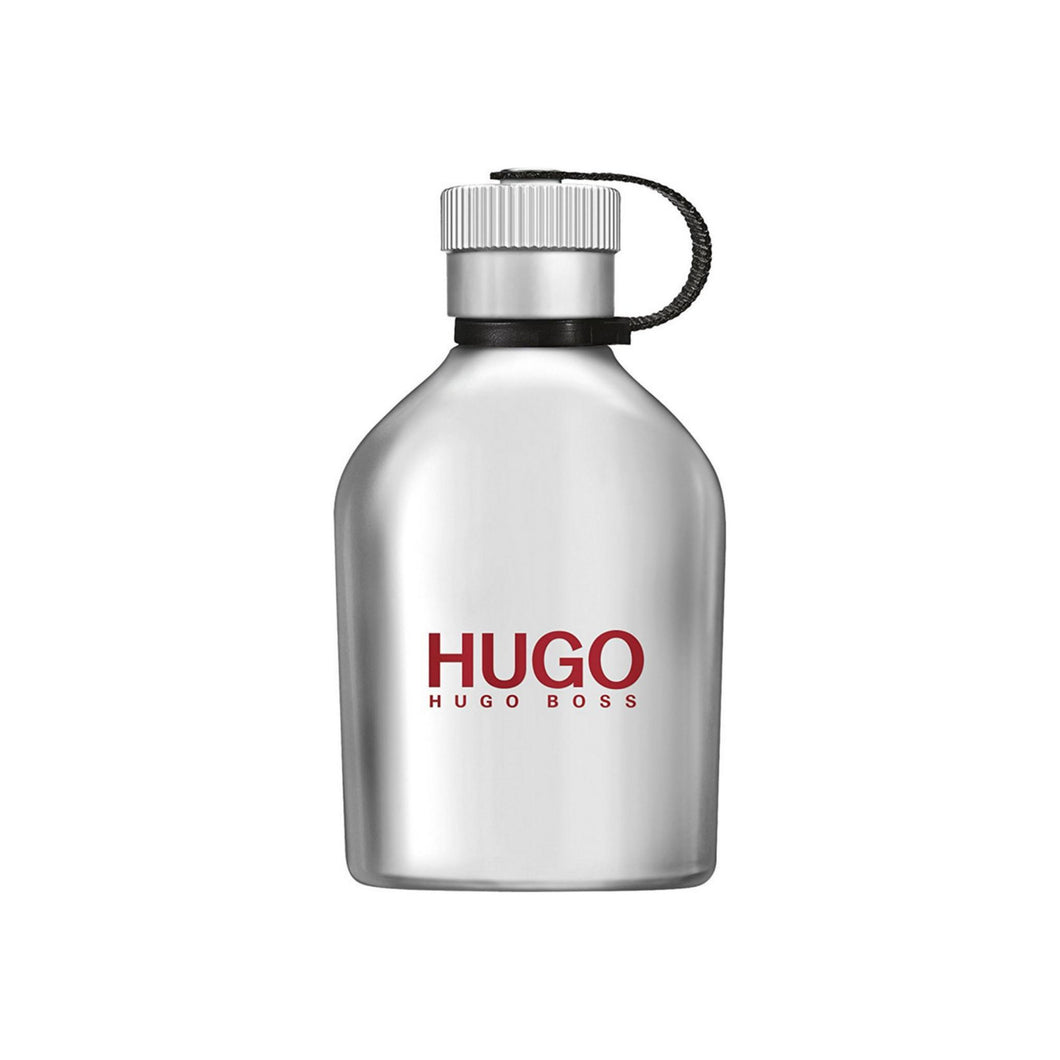 Hugo Iced By Hugo Boss Eau de Toilette Spray For Men 4.2 oz