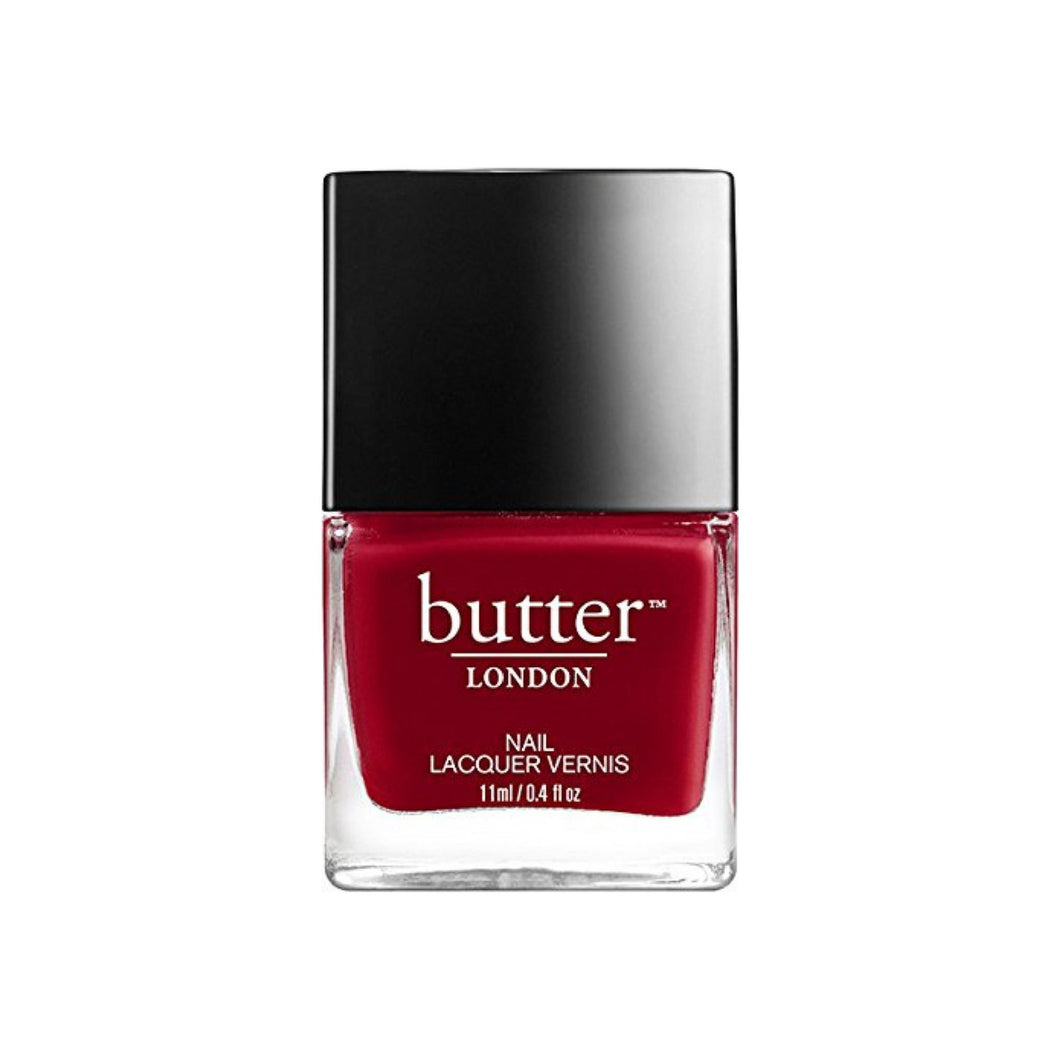 Butter London Trend Nail Lacquer, Saucy Jack 0.4 oz