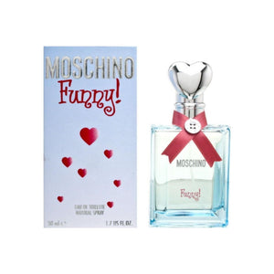 Moschino Funny Eau De Toilette Spray For Women  1.7 oz