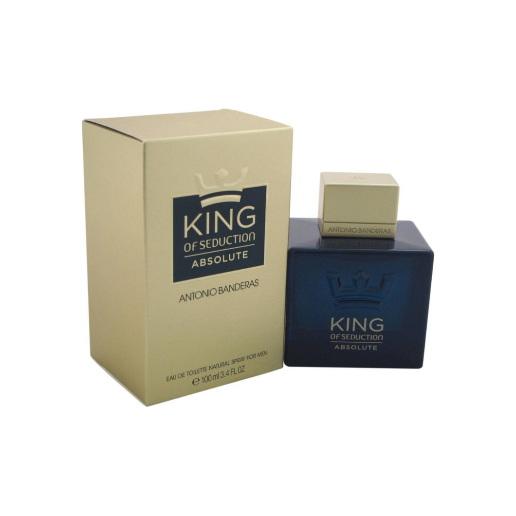 Antonio Banderas  King of Seduction Absolute Eau de Toilette Spray 3.4 oz