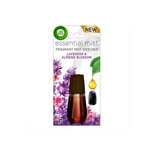 Air Wick Essential Mist, Fragrant Mist Diffuser, Lavender & Almond Blossom 0.67 oz