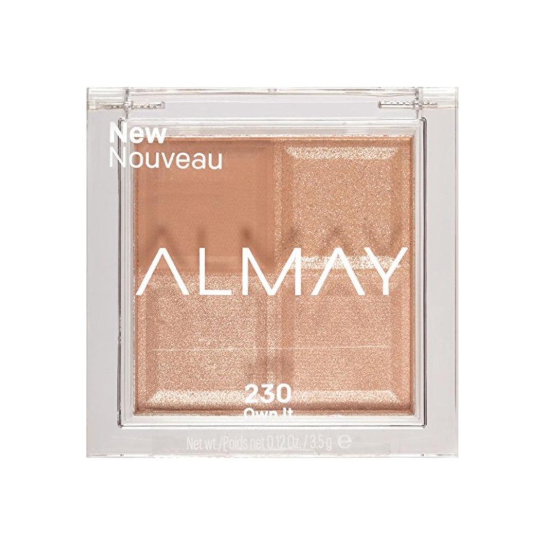 Almay Shadow Squad, Own It 0.12 oz