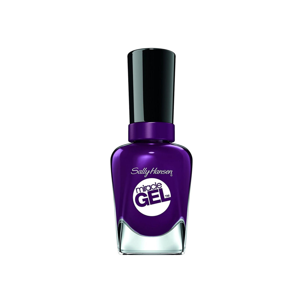 Sally Hansen Miracle Gel, Wild for Violet 0.5 oz