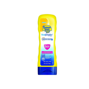 Banana Boat Sun Comfort Sunscreen Lotion SPF 50+ 6 oz