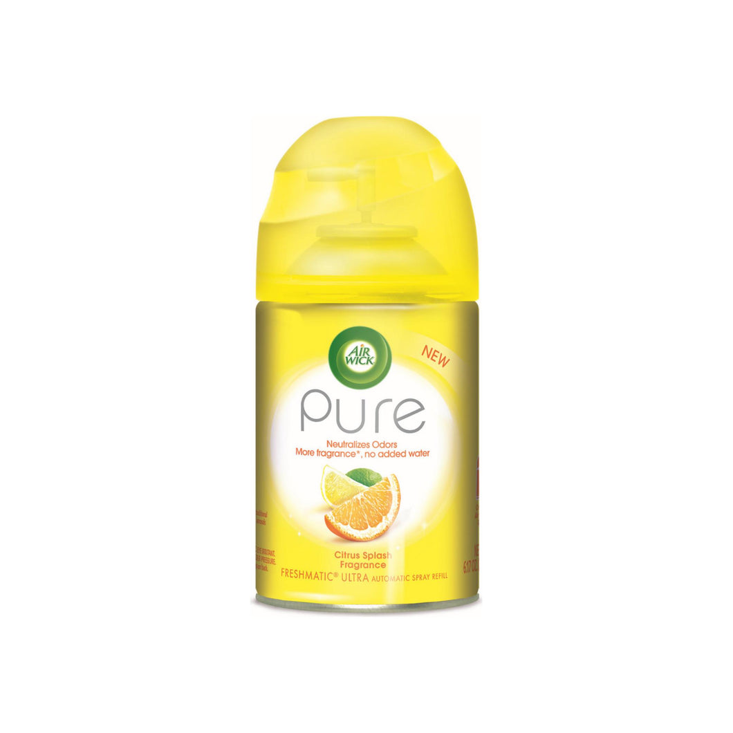 Air Wick FRESHMATIC Ultra Refill Pure, Sparkling Citrus 6.17 oz