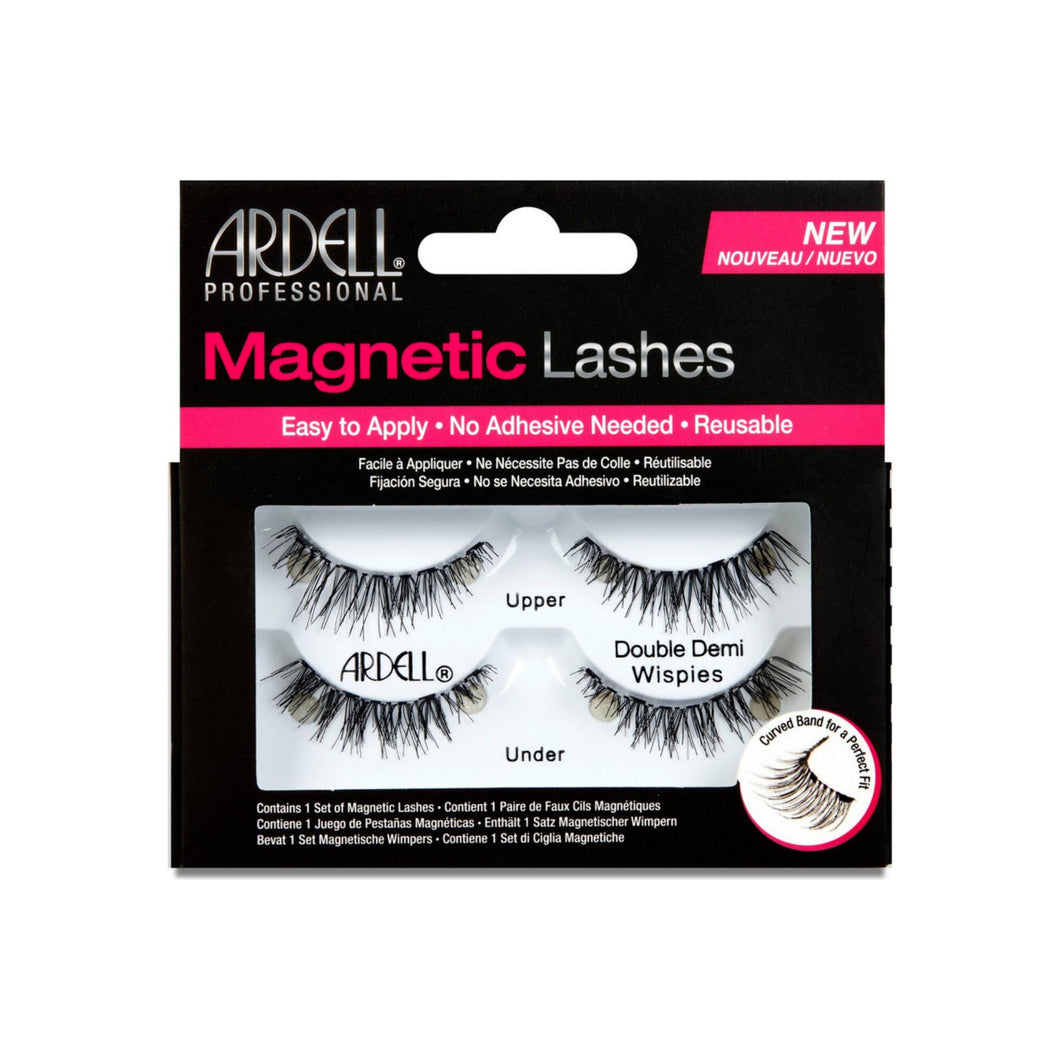 Ardell Professional Magnetic Lashes, Double Demi Wispies 1 ea