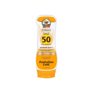 Australian Gold  Sunscreen Lotion, SPF 50, Tropical 8 oz