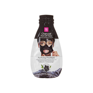 KISS Ruby Kisses Charcoal Mask Peel-Off Packette .35 oz