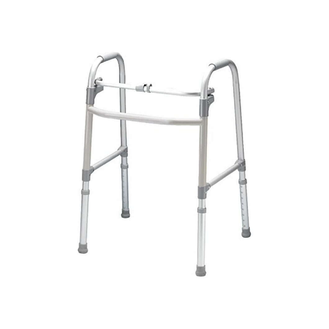Carex Health Brands Single-Button Walker 1 ea