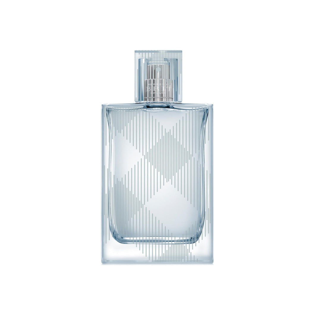 Brit Splash By Burberry Eau de Toilette Spray For Men's 1.6 oz