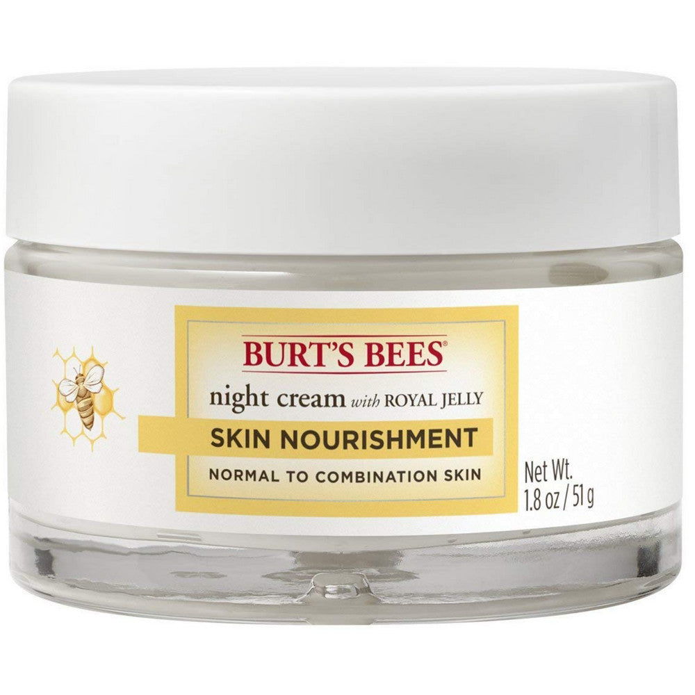 Burt's Bees Bees Skin Nourishment Night Cream 1.8 oz [792850898646]