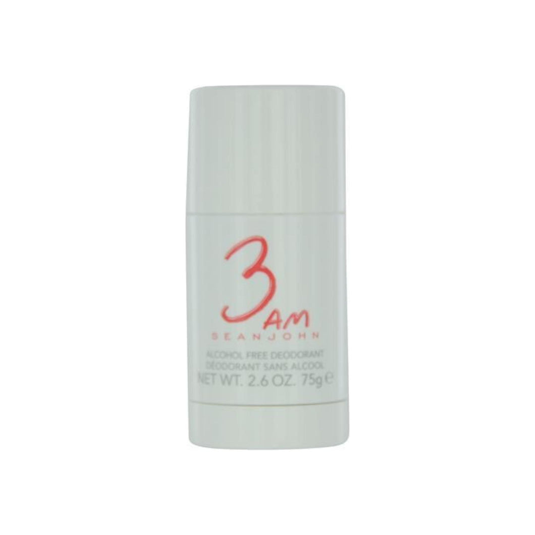 Sean John  Deodorant Stick Alcohol  2.6 oz