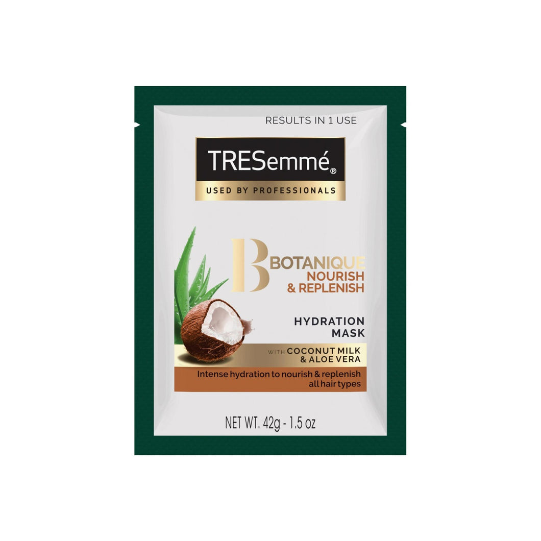 TRESemme Botanique Nourish&Replenish Hydration Mask 1.5 oz [022400001531]
