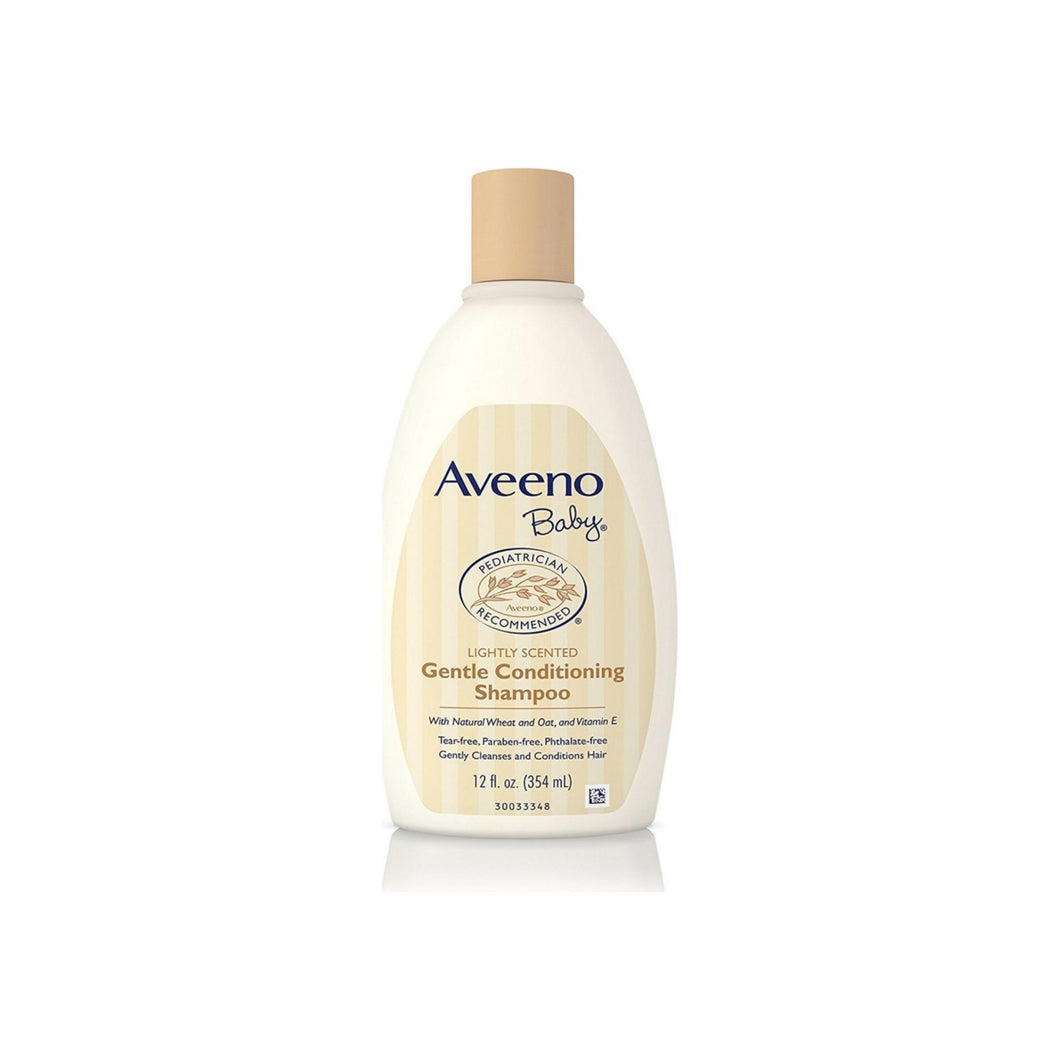 AVEENO Gentle Conditioning Baby Shampoo 12 oz
