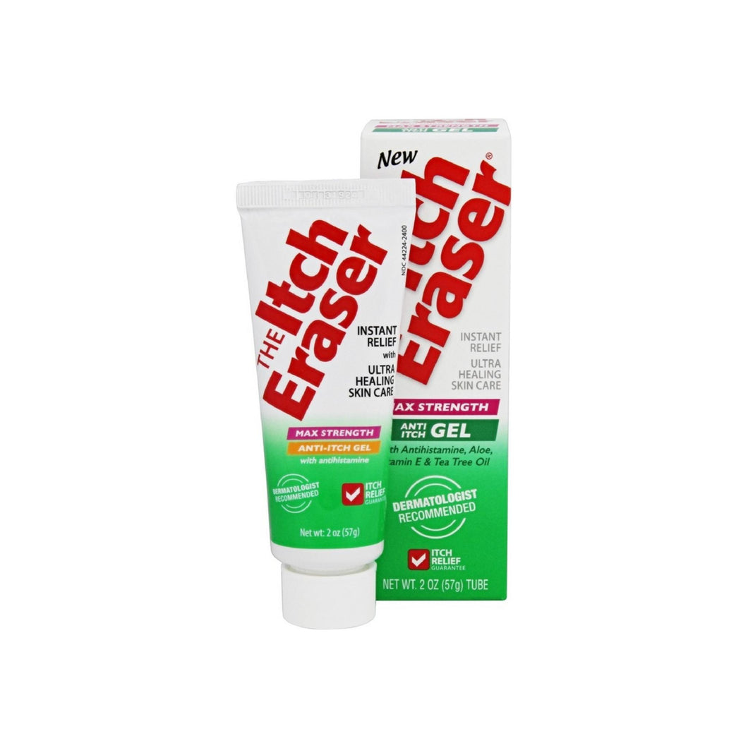 After Bite The Itch Eraser - Max Strength Anti Itch Gel 2 oz