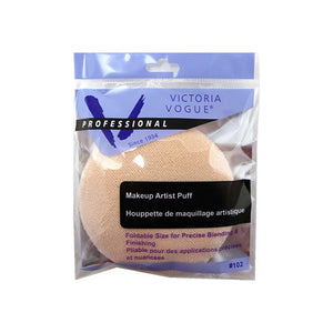 Victoria Vogue Professional Make Up Artist Puffs  1 ea