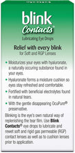 Load image into Gallery viewer, blink Contacts Lubricating Eye Drops 10 mL