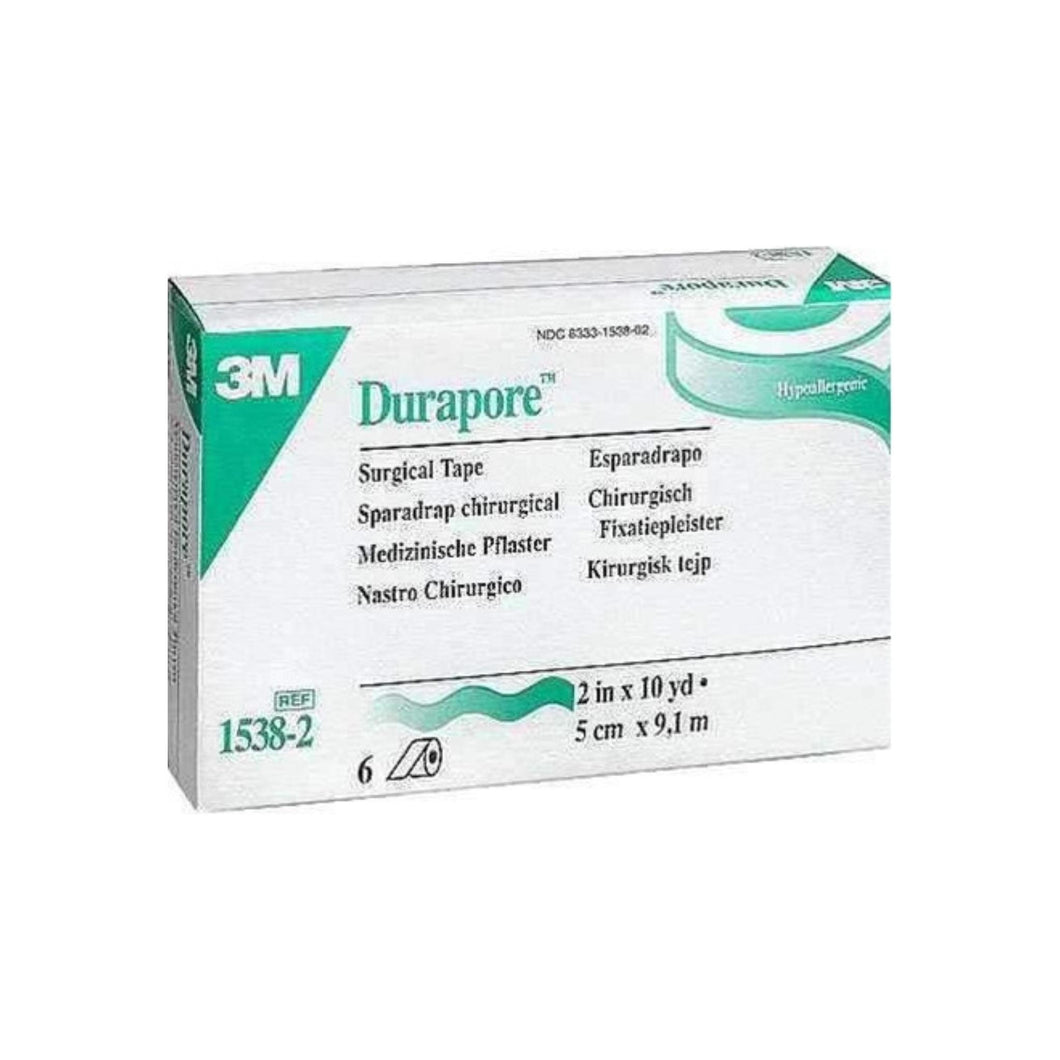 Medical Tape 3M Durapore SilkLike Cloth 2