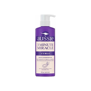 Aussie 3 Minute Miracle Curls Conditioner  16 oz