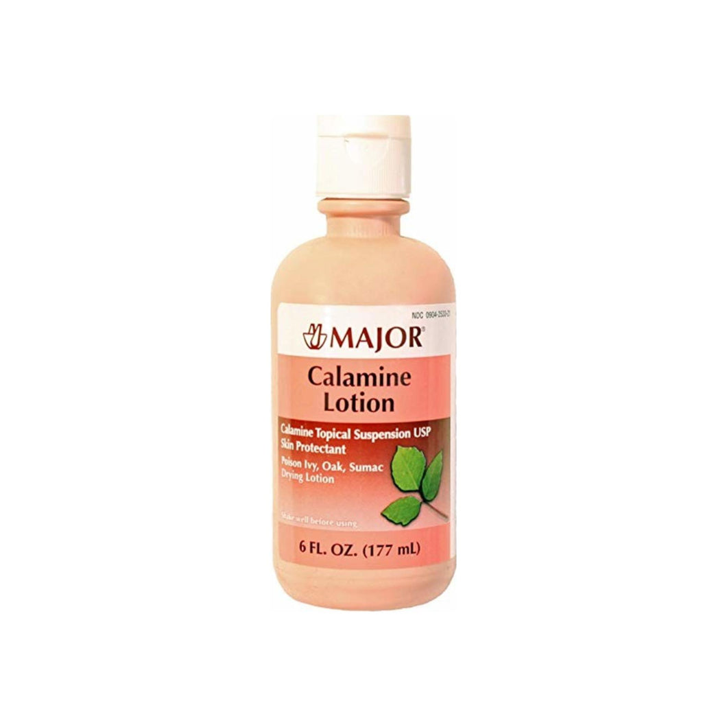Calamine Itch Relief Major Calamine 8  8 Strength Lotion 177 mL Bottle - 1 ea