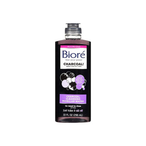 Biore, Charcoal Cleansing Micellar Water 10 oz