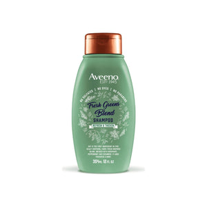 AVEENO, Fresh Greens Blend Shampoo Refresh & Thicken 12 oz