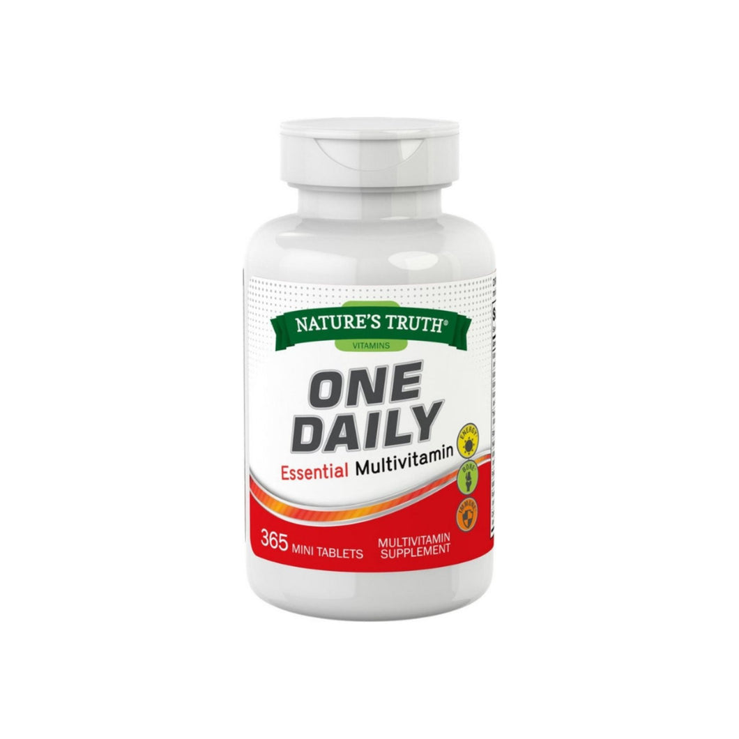 Nature's Truth One Daily Essential Mult-Vitamin, 365 ea
