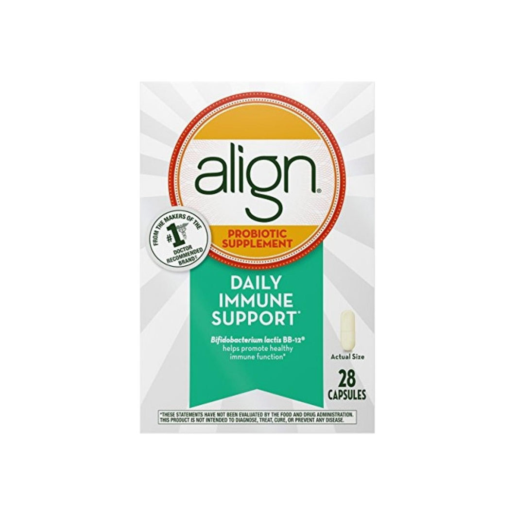 Align Immune Support Daily Probiotic Supplement for Men & Women, 28 ea