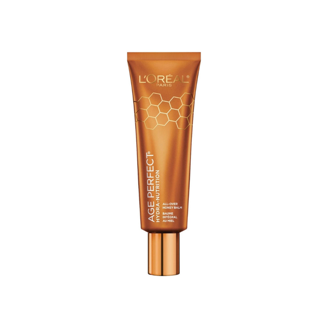 L'Oreal Paris Age Perfect Hydra Nutrition All Over Honey Skin Balm, 1.7 oz