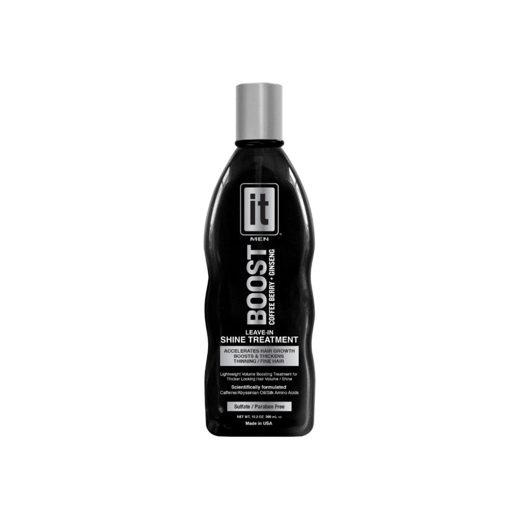 It Men Leave-In Shine Treatment 10.2 oz
