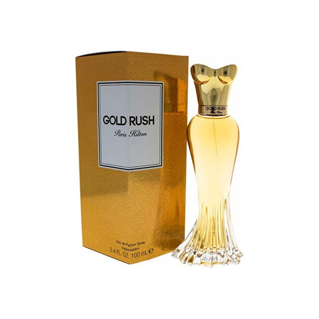 Paris Hilton Gold Rush Eau De Parfum Spray 3.4 oz