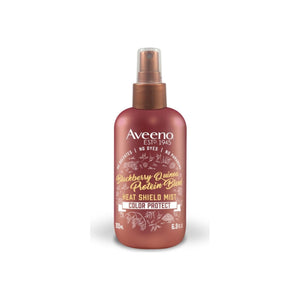 Aveeno Blackberry Quinoa Protein Blend Heat Shield Mist 6.8 oz