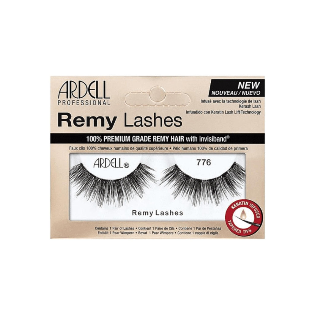 Ardell Remy Lashes, [776] Black 1 ea