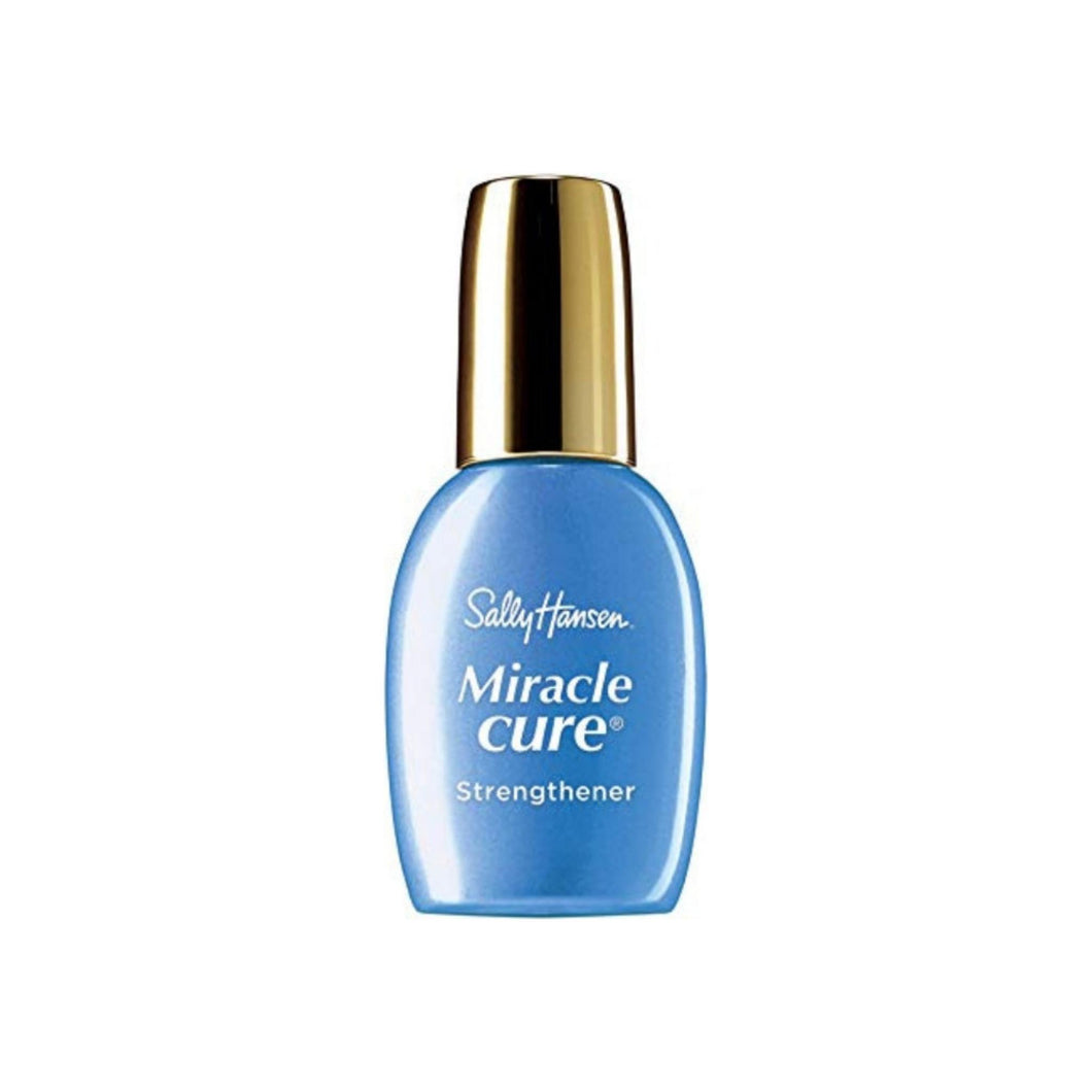 Sally Hansen Miracle Cure Nail Strengthener, Clear 0.45 oz