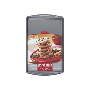 "Good Cook Nonstick Cookie Sheet, Large 17"" x 11"" 1 ea"
