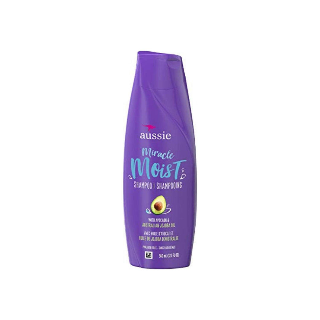 Aussie Miracle Moist Shampoo  12.1 oz