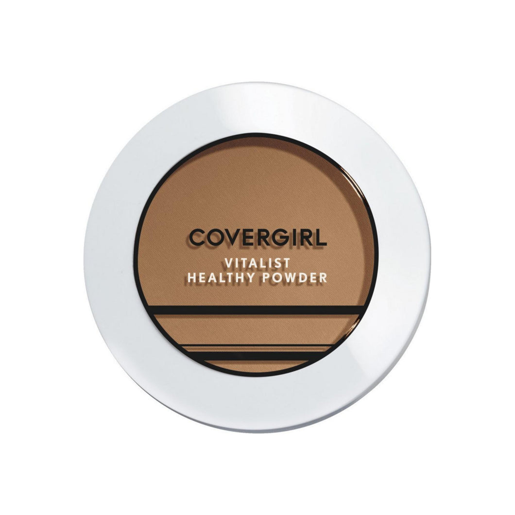CoverGirl Vitalist Healthy Powder, Medium Beige 0.16 oz