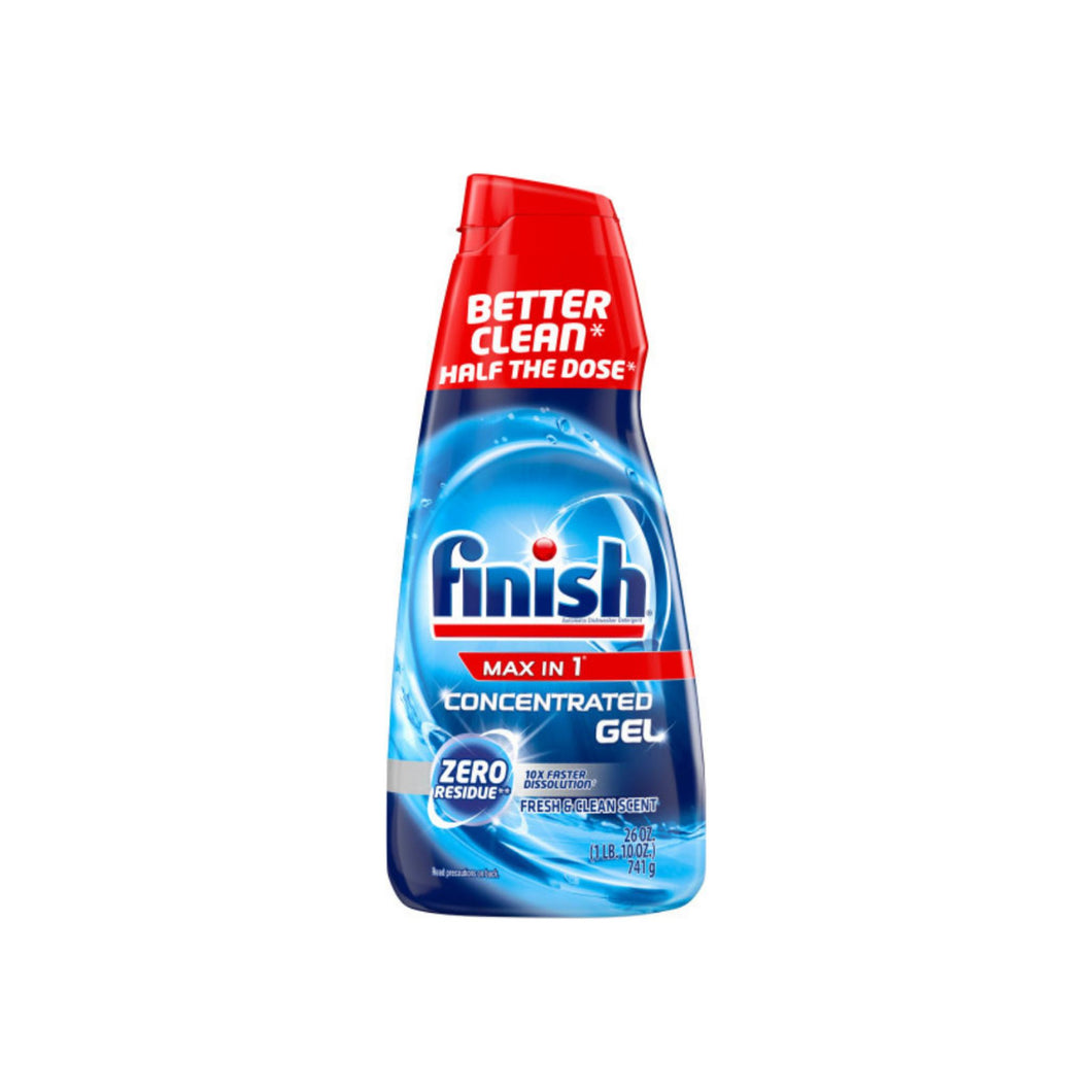 Finish Max in 1® Concentrated Gel Regular 26 oz