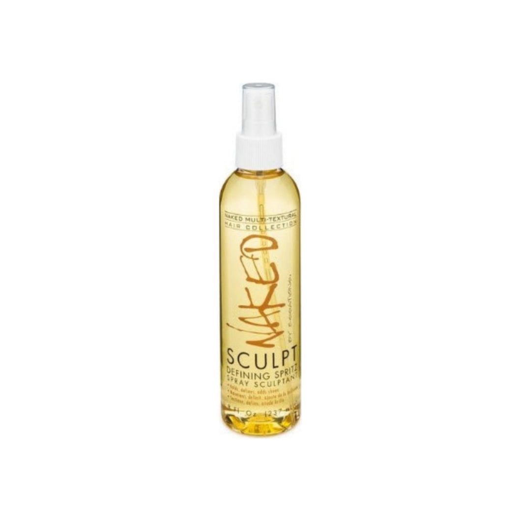 Naked by Essations Sculpt Defining Spritz Spray Scuptant, 8 oz