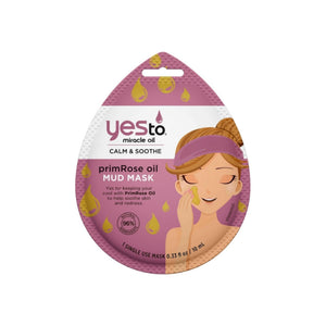 Yes To Miracle Oil Mud Mask, PrimRose, 0.33 oz