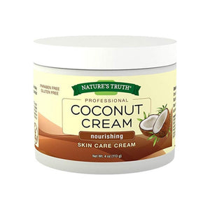 Nature's Truth Nourishing Coconut Cream, 4 oz