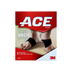 ACE Therapeutic Arch Support Moderate, 1 Pair - Pharmapacks