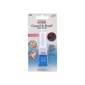 KISS Guard & Bond Nail Glue, 0.17 oz