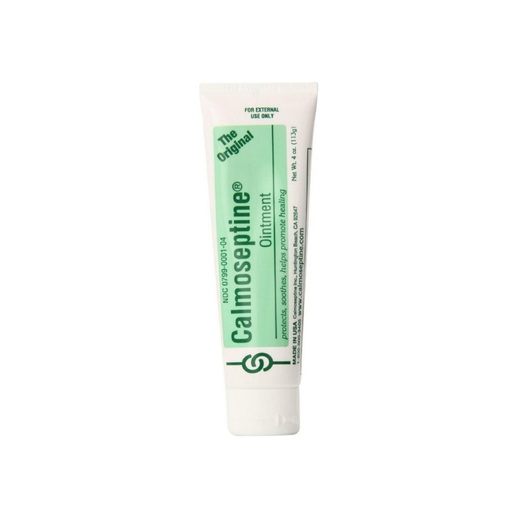 Calmoseptine Skin Protectant  Individual Packet Scented Ointment, 4 oz