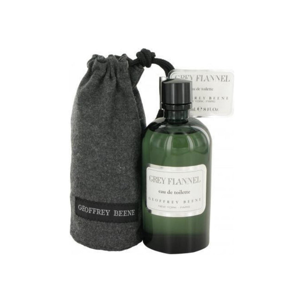 Geoffrey Beene Grey Flannel Cologne Eau De Toilette Spray for Men, 4 oz