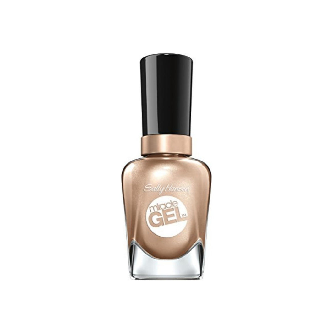 Sally Hansen Miracle Gel Nail Polish, Game of Chromes, 0.5 oz